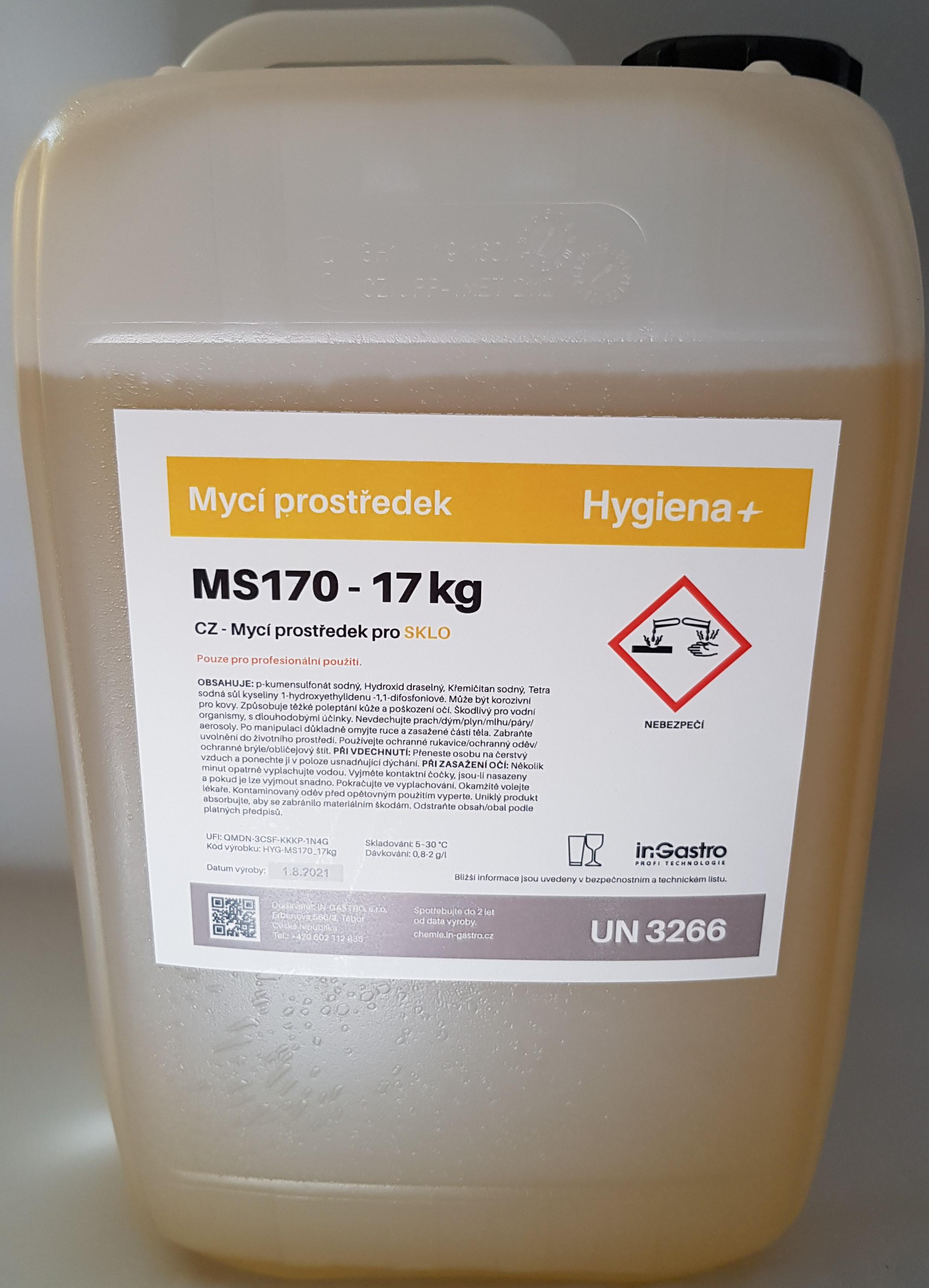 HYG-MS170_17kg